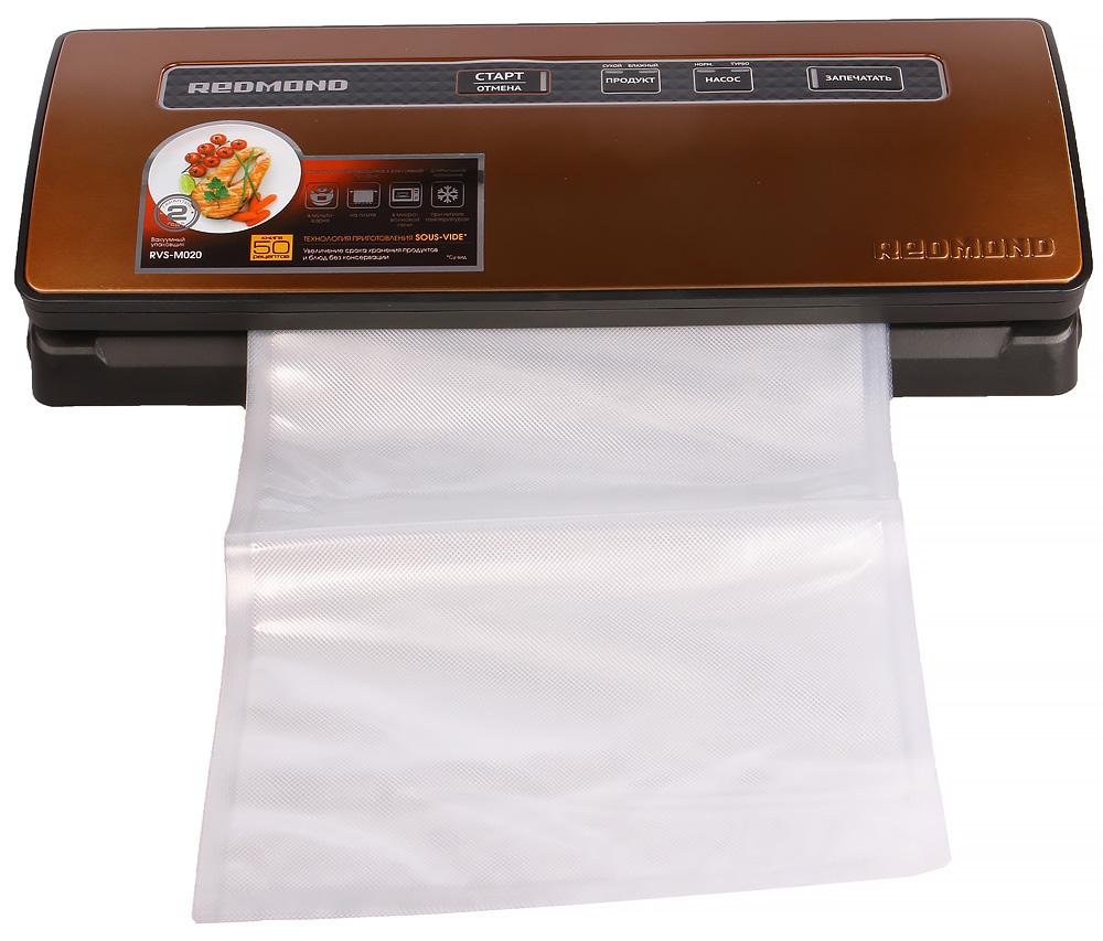 вакуумный упаковщик redmond rvs m020 книга рецептов