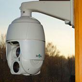 IP-камера Smartec STC-IPM3933A/1 Darkbuster: купольная поворотная модель с ИК-подсветкой и 30-кратным зумом