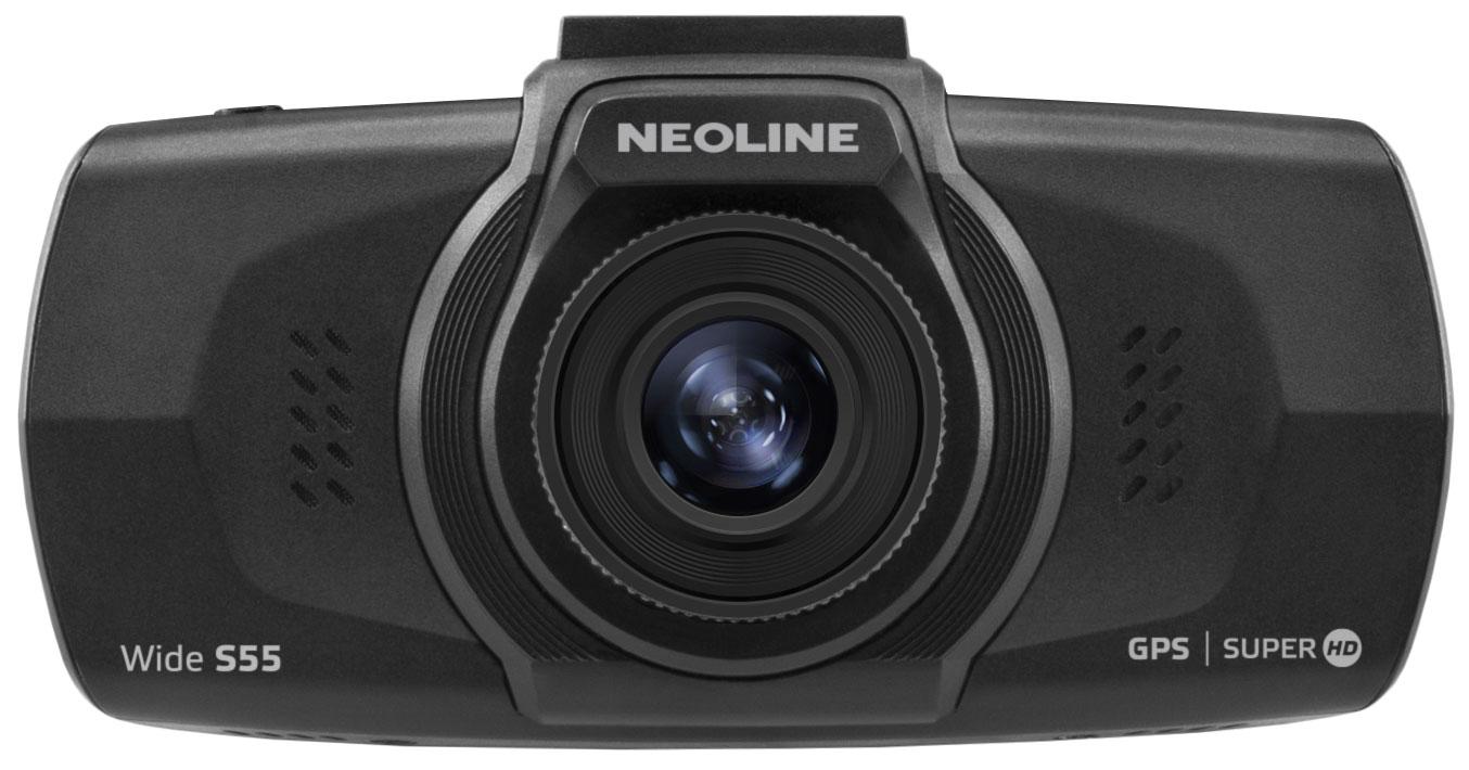 Обзор видеорегистратора Neoline Wide S55: приятная в ...