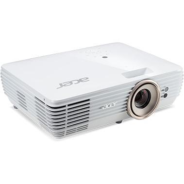 Кинотеатральный DLP-проектор Acer V7850: хорошая эмуляция разрешения 4К, высокие яркость и ANSI-контрастность