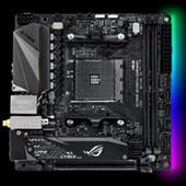 Материнская плата Asus ROG Strix B450-I Gaming: модель формата Mini-ITX на новом чипсете AMD B450
