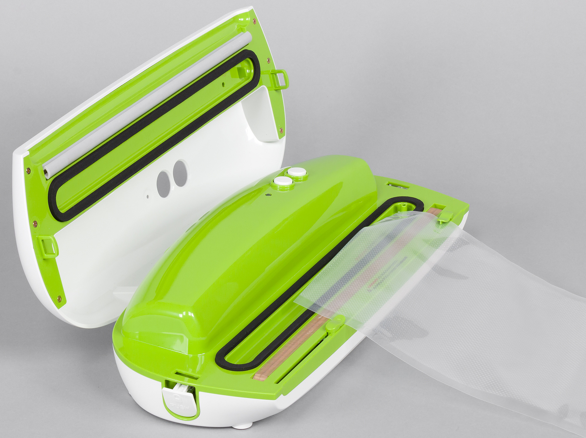 Популярный вакуумный упаковщик пул аут вакуумный аппарат