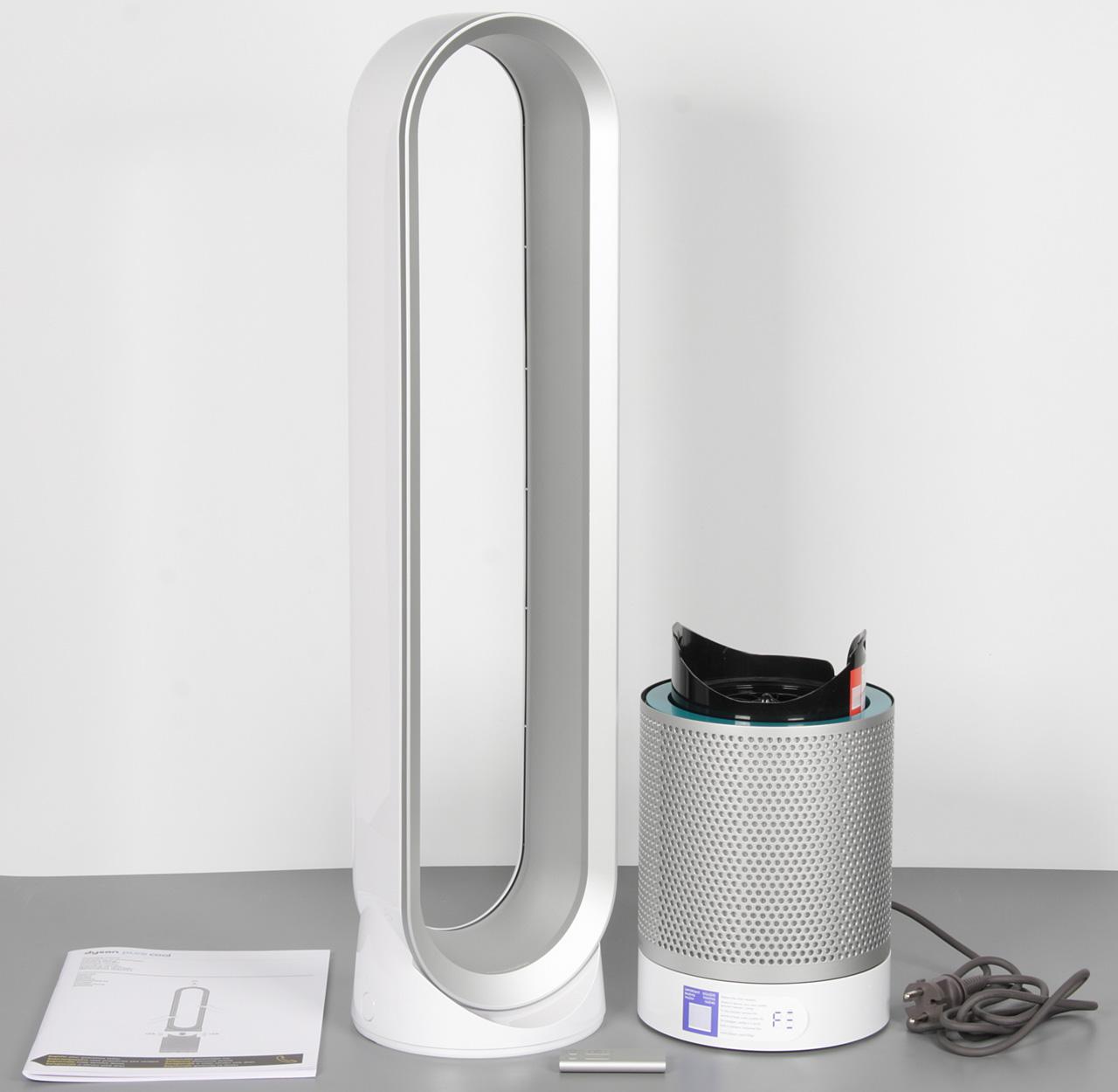 dyson очиститель воздуха тест