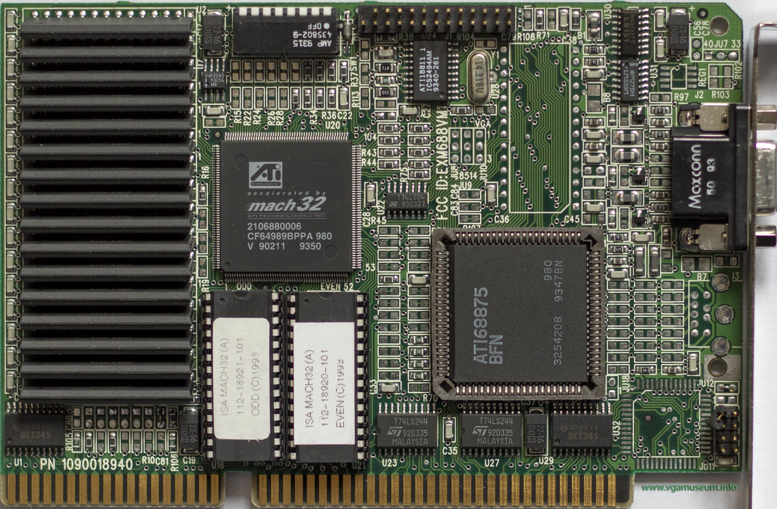 ATI MACH32 AX PCI WINDOWS DRIVER