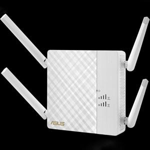 Повторитель Asus RP-AC87 класса AC2600: гигабит без проводов