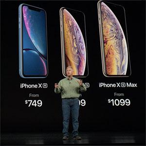 осенняя презентация apple новые iphone max умные часы