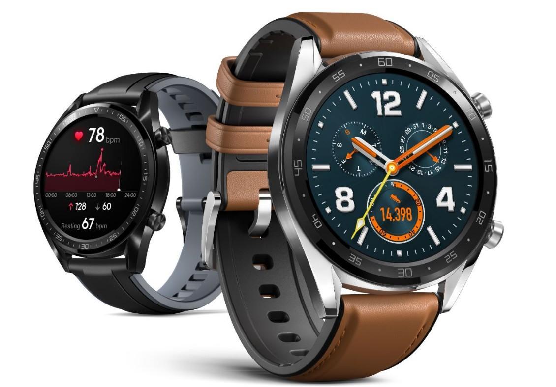 140a468c8b748 Однако конкурировать новым умным часам Huawei придется с недавно вышедшими  на рынок Apple Watch Series 4 и Samsung Galaxy Watch.