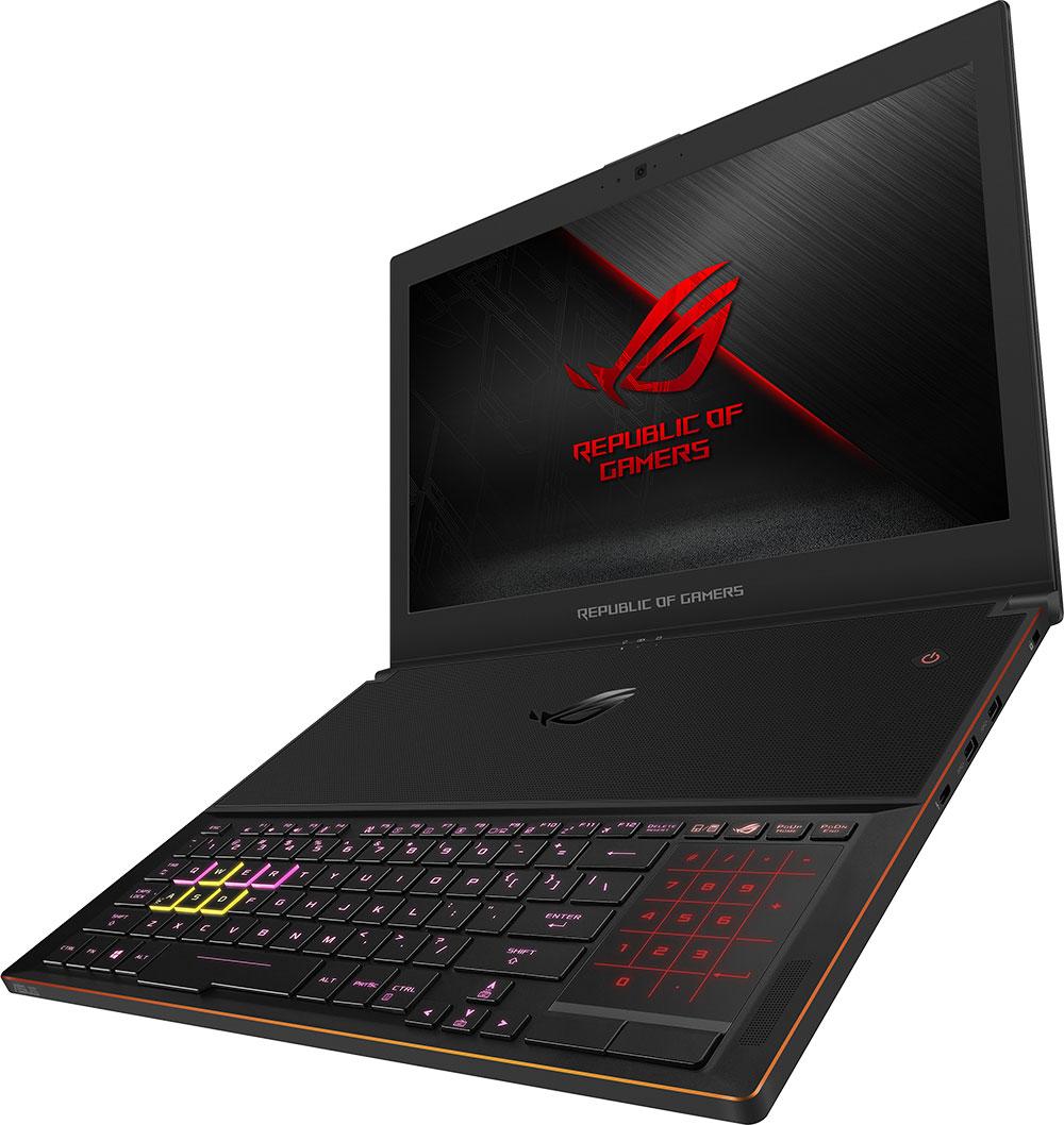 Обзор 15-дюймового <b>игрового ноутбука Asus</b> ROG Zephyrus ...