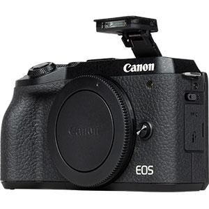 Системная беззеркальная камера Canon EOS M6 Mark II: новый рекорд в мегапикселях