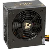 Блок питания Chieftec Core 600W (BBS-600S): удачная бюджетная модель с сертификатом 80 Gold