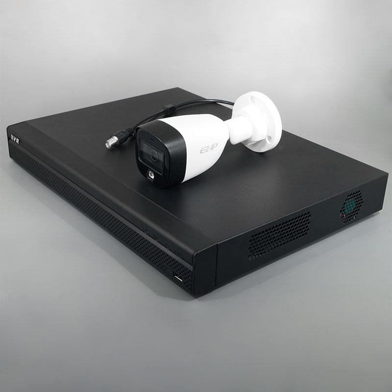 Системы видеонаблюдения на камерах EZ IP: гибридное решение для разных типов камер