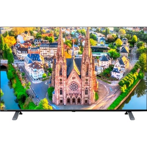 ЖК-телевизор Toshiba 50U5069: диагональ 50 дюймов, визуально безрамочный дизайн, разрешение 4K, поддержка HDR