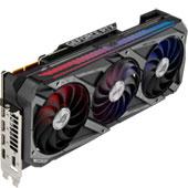 Видеокарта Asus ROG Strix GeForce RTX 3090 OC Edition (24 ГБ): самый производительный и крайне дорогой флагманский ускоритель игрового и полупрофесси