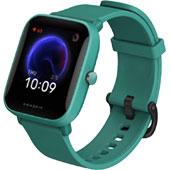 Умные часы Amazfit Bip U Pro: защита от воды плюс измерение кислорода в крови и пульса  дешевле 5 тысяч рублей