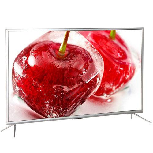ЖК-телевизор Hi 55USY151X: экран 55, разрешение 4К, поддержка HDR, голосовой поиск, платформа Яндекс.ТВ