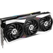 Видеокарта MSI Radeon RX 6800 XT Gaming X Trio 16G (16 ГБ): тихая система охлаждения, кронштейн-подставка в комплекте