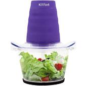 Измельчитель Kitfort KT-3017-1: бюджетный, но качественный кухонный помощник