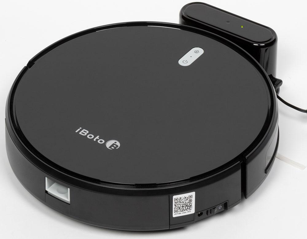 Робот-пылесос iBoto Smart X425GWE Aqua: уборка в строгих рамках