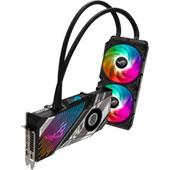 Видеокарта Asus ROG Strix LC GeForce RTX 3080 Ti OC Edition (12 ГБ): жидкостная система охлаждения и фабричный разгон почти до уровня GeForce RTX 309
