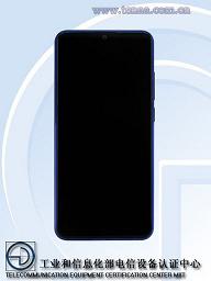 Смартфон Lenovo с тройной основной камерой позирует на фото