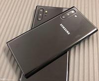 Известный инсайдер OnLeaks слил характеристики Samsung Galaxy Note10 и Galaxy Note10+