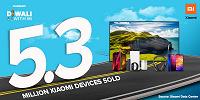 Конкуренты Xiaomi и Realme продали рекордное количество смартфонов