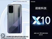Грядущий хит продаж Honor X10 впервые показали на качественных изображениях
