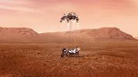 Марсоход Perseverance успешно совершил посадку