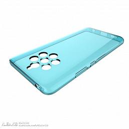 Изображения чехла подтверждают наличие камеры с пятью объективами в смартфоне Nokia 9