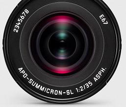 Завтра ожидается анонс объектива Leica Summicron-SL 35mm f/2 ASPH