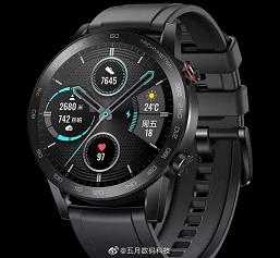 Умные часы Honor Watch Magic 2 позируют на новых рендерах за считанные часы до анонса