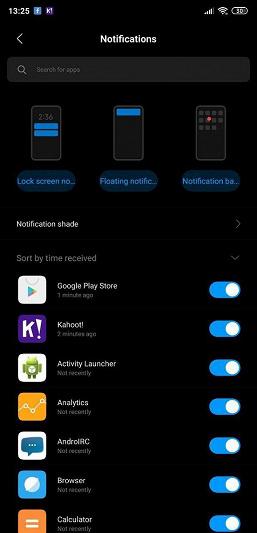 Xiaomi поменяла в MIUI 10 настройки и работу с паролями