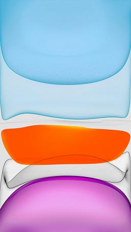 Галерея дня: официальные обои iPhone 11 и iPhone 11 Pro, включая версии под тёмную тему