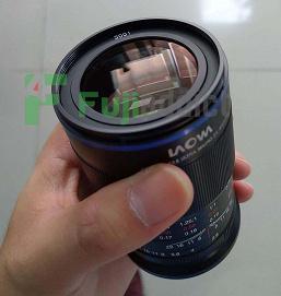 Venus Optics готовит к выпуску объектив для макросъемки Laowa 65mm f/2.8 2X Macro