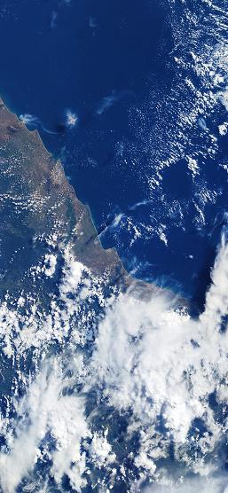 Так выглядит Земля через камеру Xiaomi Mi 10 Pro. Фотографии нашей планеты из космоса