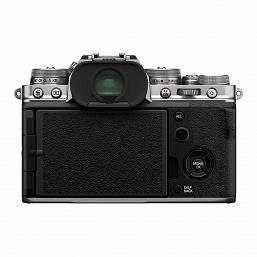 Во внешнем виде камеры Fujifilm X-T4 не осталось секретов