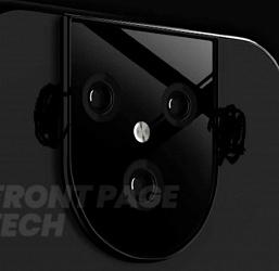 Такой Pixel 5 XL можно будет снимать в фильмах ужасов. На первом изображении смартфон выглядит крайне странно