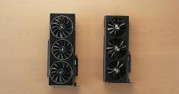 Возможно, это самая большая видеокарта на рынке. Появились фотографии XFX RadeonRX 6800 XTSpeedsterMerc319