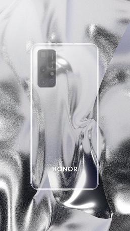 Официально: так выглядит Honor 30 Pro