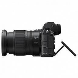 Камеры Nikon Z6 II и Z7 II показаны со всех сторон