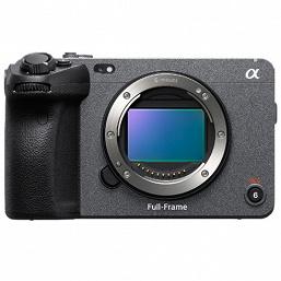 Фотогалерея дня: камера Sony FX3