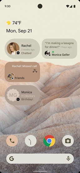 Так выглядит Android 12. Опубликованы первые скриншоты новейшей операционной системы Google