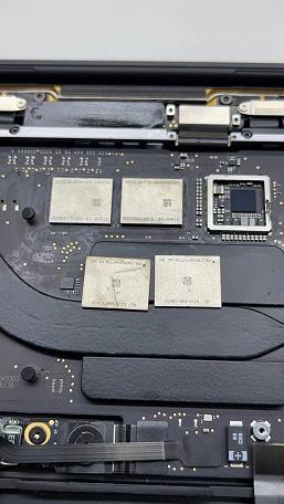 Модули ОЗУ и SSD в новых MacBook с Apple M1 можно заменить на более ёмкие