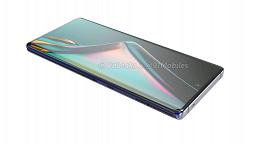 C квадрокамерой Zeiss и флагманским изогнутым экраном AMOLED. Опубликованы качественные рендеры Vivo X70 Pro