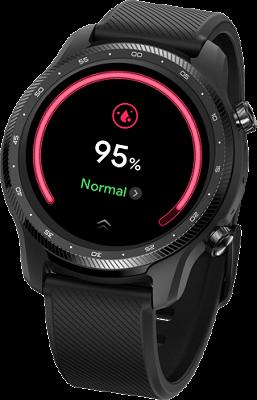 GPS, LTE, два экрана, IP68 и MIL-STD-810G, 20 режимов тренировок, определение ЧСС, SpO2 и аритмий, до 45 дней автономной работы. Представлены умные часы TicWatch Pro 3 Ultra GPS