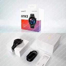 Умные часы Amazfit GTR 3, GTR 3 Pro и GTS 3 позируют на рандерах за 4 дня до анонса. Раскрыты их характеристики, объявлена стоимость