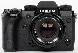 Камеры  Fujifilm X-H1 формату APS-C обзор