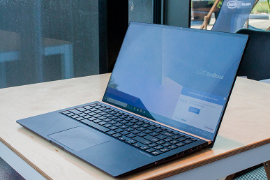 Asus представила новые ZenBook 13, 14 и 15