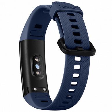 Умный браслет Honor Band 4 с цветным AMOLED-экраном оценен дешевле 4,5 тысяч рублей