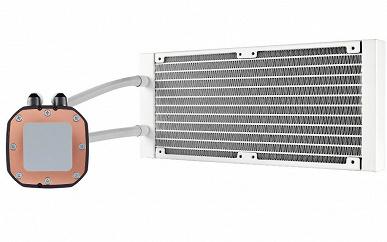 Corsair готовит к выпуску СЖО Hydro H100i Platinum SE